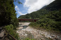 Taroko Gorge + Bridge (7547903864).jpg