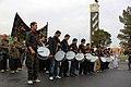 Tasu'a Mourning-Shia muslim in qom عزاداری روز تاسوعا در قم 08.jpg