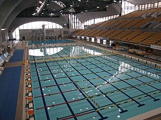 Tatsumi, Tokyo - Tokyo Tatsumi International Swimming Center