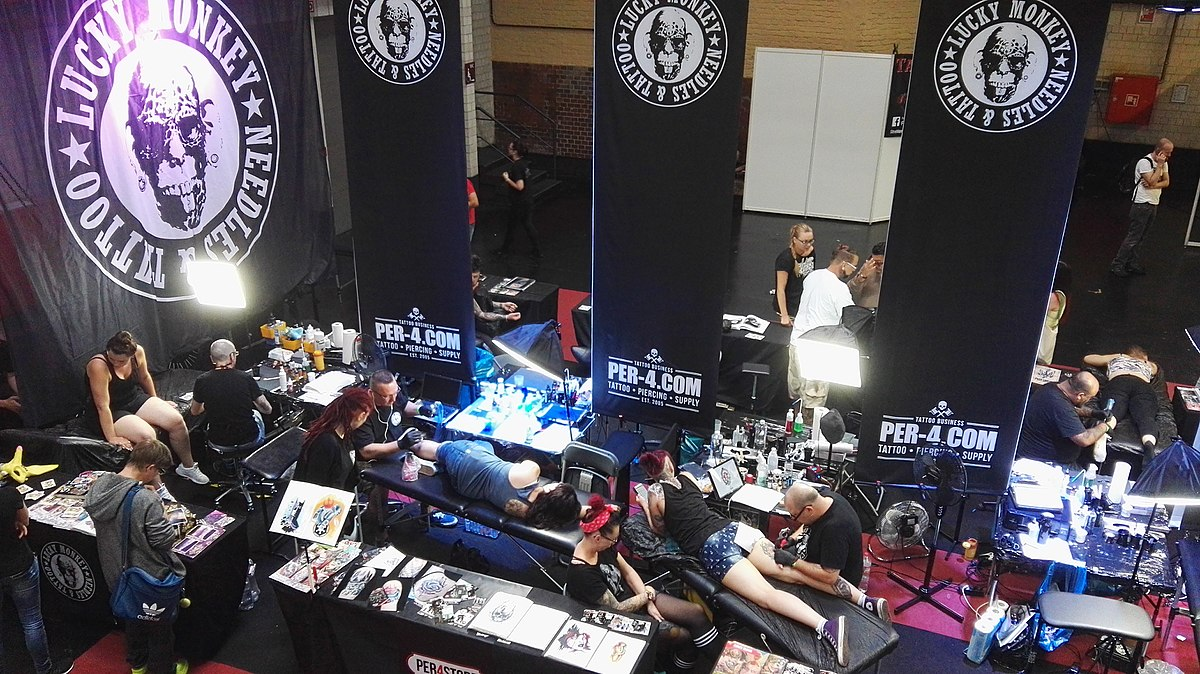 Tattoo convention wikipedia for Tattoo convention 2017 denver