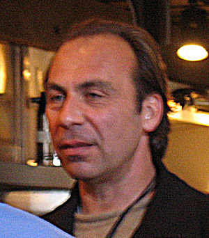 Taylor Negron - Negron in January 2005