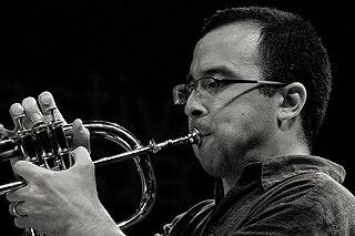 Taylor Ho Bynum American musician