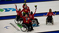 Team Canada Curling, Vancouver 2010 Paralympics.jpg