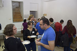 Tel Aviv - Wikipedia's 15th Birthday celebration DSC0171.jpg