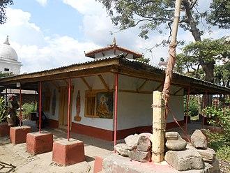 Udasi - An Udasi shrine in Nepal