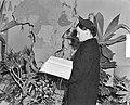 Tentoonstelling Zuid-Afrika 300 jaarin het Tropenmuseum te Amsterdam. Brief va, Bestanddeelnr 905-0244.jpg