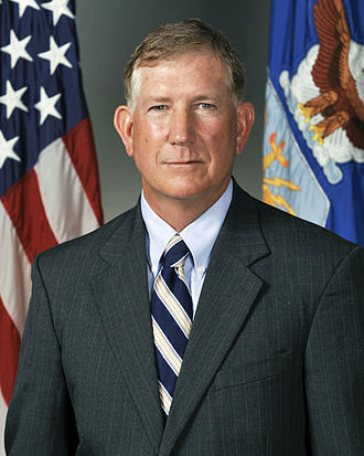 Assistant Secretary of the Air Force (Installations, Environment & Energy) - Image: Terry A Yonkers