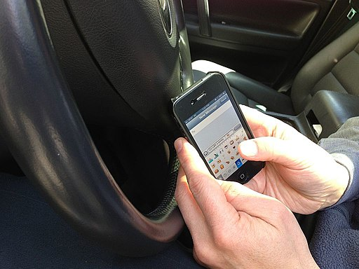 Texting while Driving (March 28, 2013)