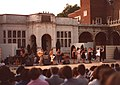 The Albion Band, outdoor concert at Holland House, London, summer 1983 (daylight).jpg