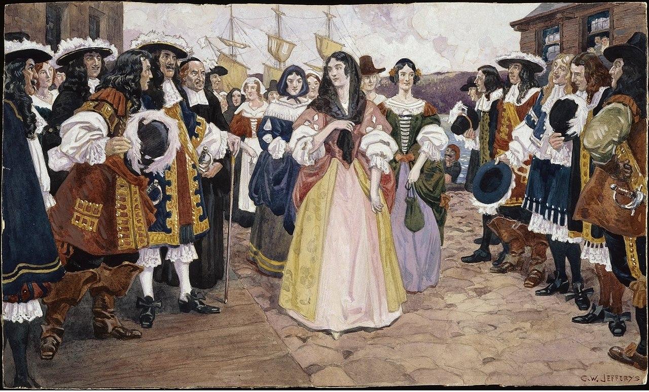 1667 in France