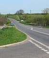 The B1149 past Corpusty - geograph.org.uk - 1257368.jpg