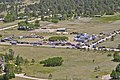 The Black Forest Fire incident command center is shown in an aerial view June 12, 2013, in Colorado Springs, Colo 130612-Z-UA373-088.jpg