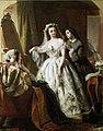 The Bride by Abraham Solomon.jpg