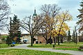The Clock Tower and the Stambol gate in Kalemegdan park.jpg