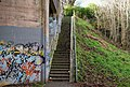 The Comber Greenway steps, Belfast - geograph.org.uk - 1620865.jpg