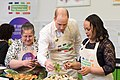 The Duke and Duchess Cambridge at Commonwealth Big Lunch on 22 March 2018 - 061.jpg