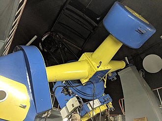 Probing Lensing Anomalies Network - The 40 inch (1 m) Elizabeth Telescope at the South African Astronomical Observatory