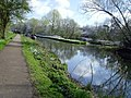 The Grand Union Canal Looking Towards Aylestone Mill Lock - geograph.org.uk - 752766.jpg