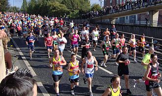 Great North Run - Runners taking part in 2006