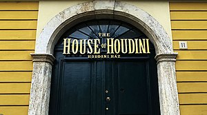 The House of Houdini - The House of Houdini