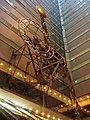 The Largest Pendulum Clock of the World (振り子大時計) in Shinjuku NS Building (新宿NSビル) - panoramio.jpg