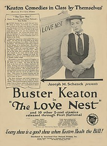 Description de l'image The Love Nest 1923.jpg.