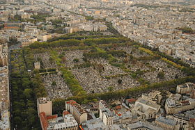 Image illustrative de l'article Cimetière du Montparnasse