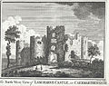 The North West View of Langharne Castle, in Caermarthenshire.jpeg