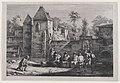 The Old Gate of Vaise, Lyon MET DP874427.jpg