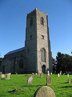 Carbrooke village in the United Kingdom