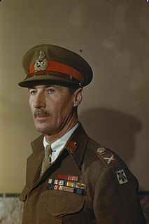 Ronald Scobie British Army general