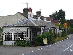 Houghton, West Sussex - The Turnpike