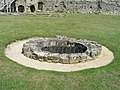 The Well inside Pevensey Castle walls - geograph.org.uk - 1410481.jpg