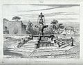 The fountain at Viterbo. Etching by L. Gaucherel after A. Ve Wellcome V0020221.jpg