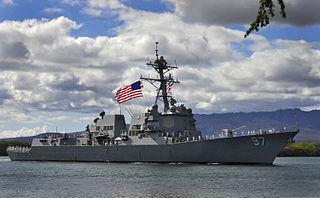 USS <i>Halsey</i> (DDG-97)