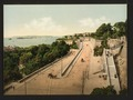 The harbor from the Cours Dajot, Brest, France-LCCN2001697601.tif