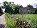 The lane leading to Kelmscott Manor - geograph.org.uk - 1007314.jpg