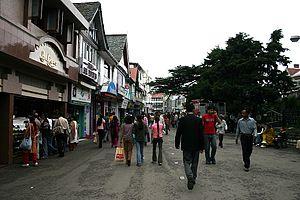 Mall Road, Shimla - Mall Road, Shimla