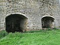 The twin arches of the Slag Hill Lime Kiln - geograph.org.uk - 1449762.jpg