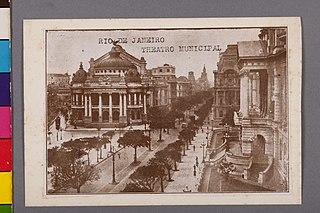Theatro Municipal - Rio de Janeiro