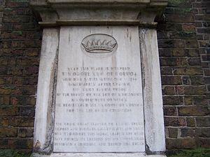 Theodore of Corsica - Image: Theodor von Neuhoff Monument