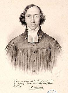 Theodosius Harnack German theologian