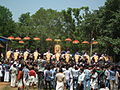 Thiruvambadi varav during Thrissur Pooram 2013 7303.JPG