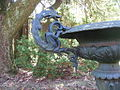 Thomas Edison National Historical Park - Glenmont birdbath detail.jpg