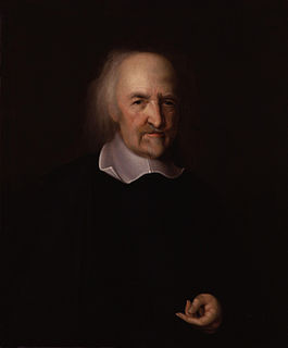 Thomas Hobbes 17th-century English philosopher