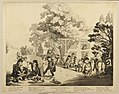 Thomas Rowlandson - Undertakers Regaling - after John Nixon - 1801.jpg