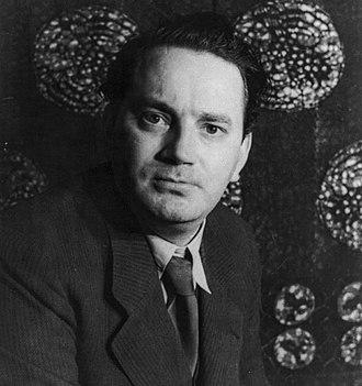 Thomas Wolfe - 1937 portrait by Carl Van Vechten