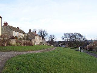 Thornton Steward Village and civil parish in North Yorkshire, England