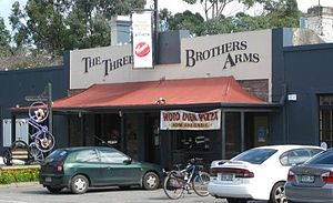 Macclesfield, South Australia - The Three Brothers Arms