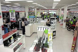 Grupo Elektra - Elektra store in Villa Victoria, Edo Mex.